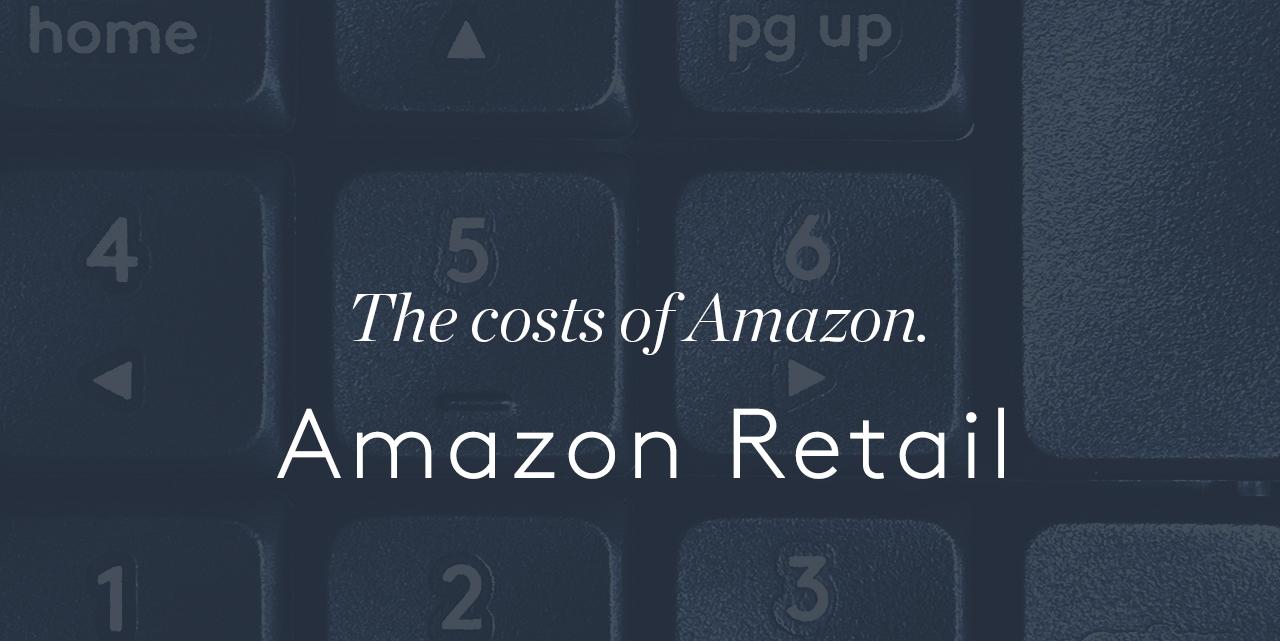 Amazon Retail Vendor Central fees