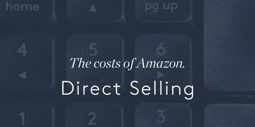 How much does it cost to sell your product yourself on Amazon