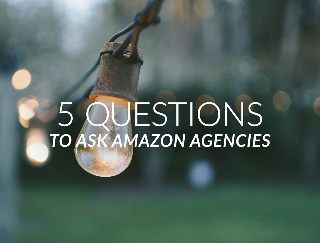 Questions to Ask Amazon Agencies