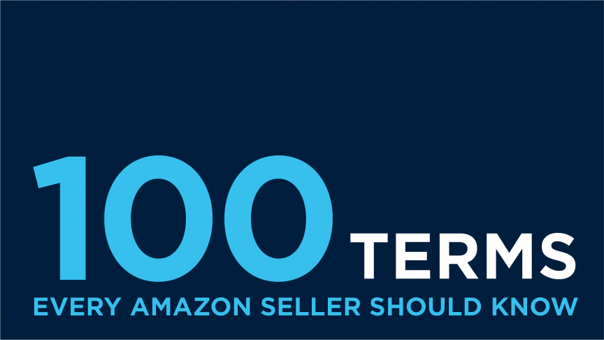 100 terms every Amazon seller should know
