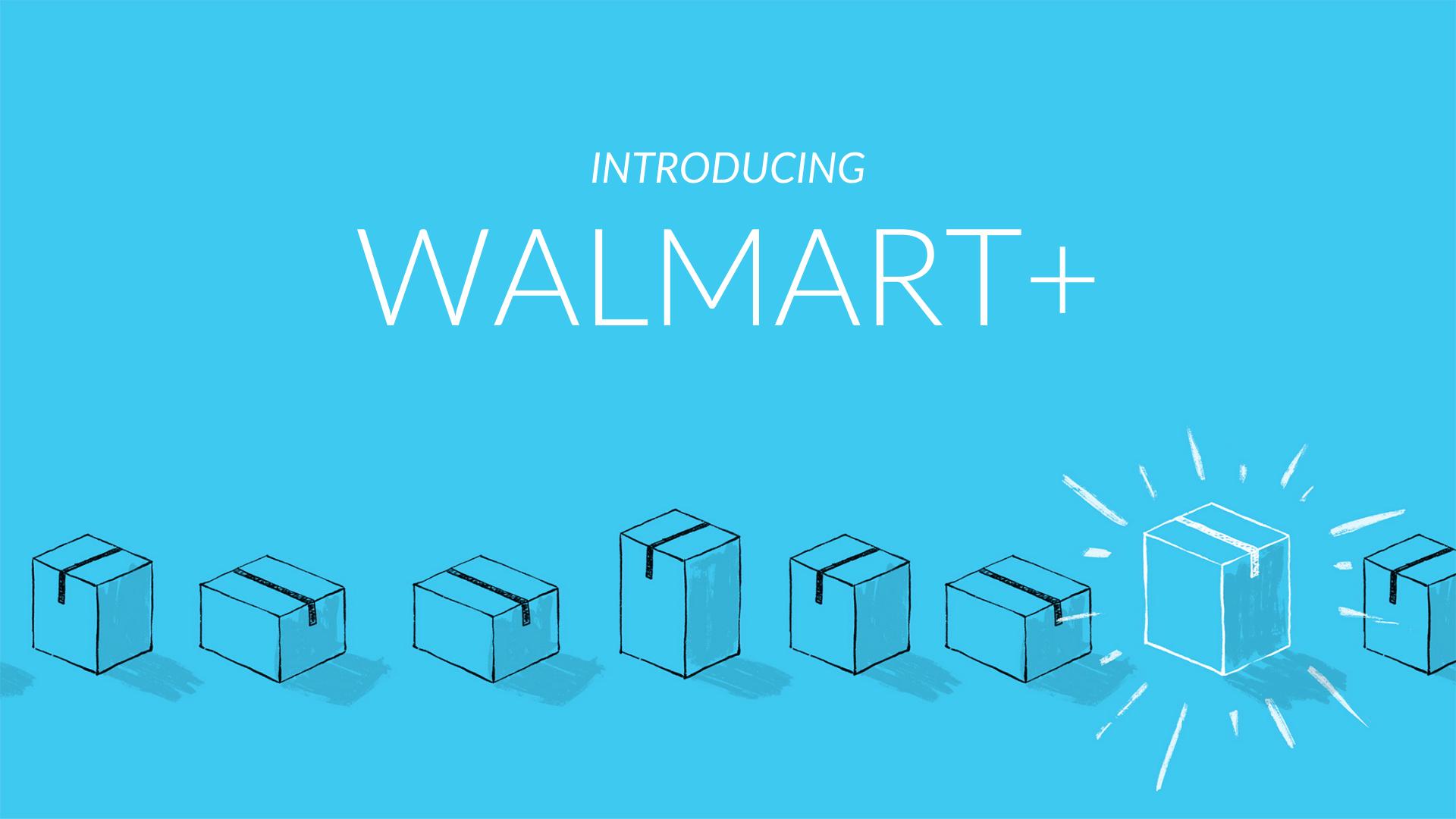 Walmart announces Walmart Plus to Compete with Amazon Prime