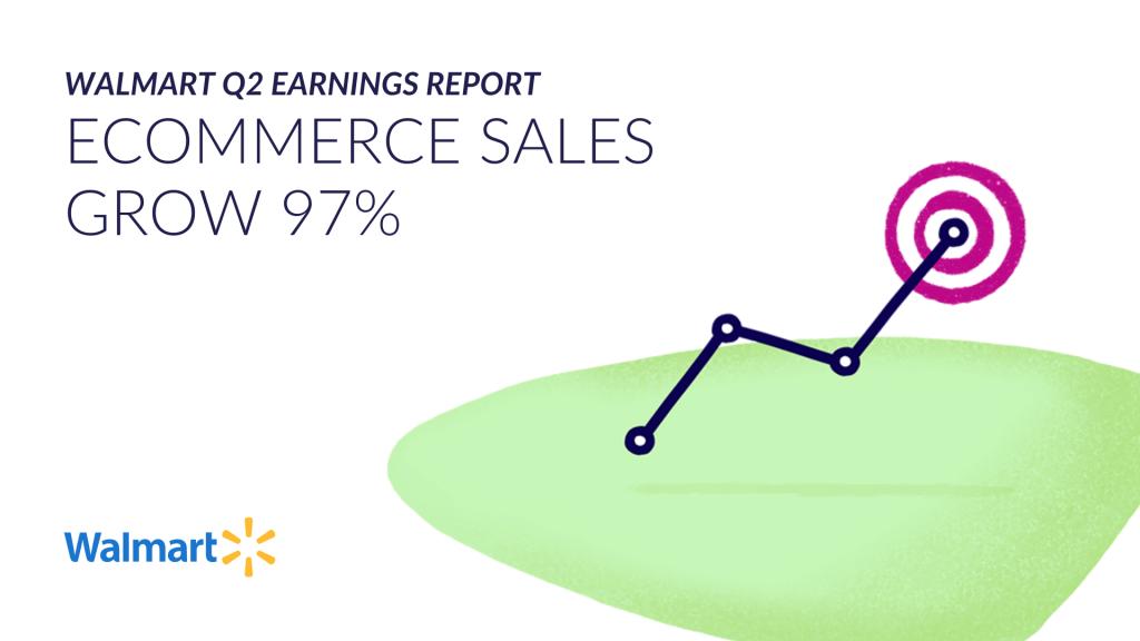Walmart earnings report Q2 2020
