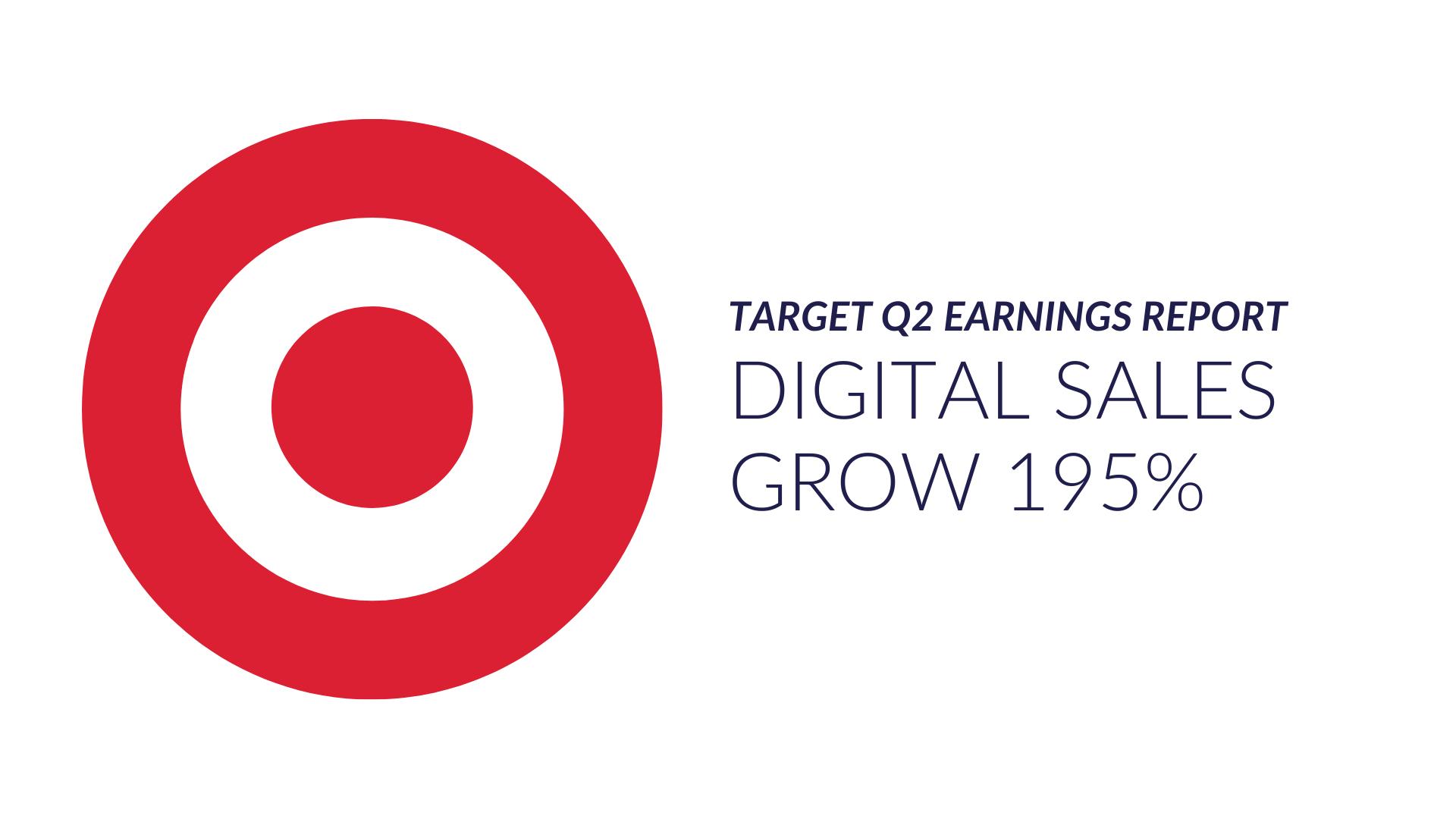 Target Earnings Q2 2020