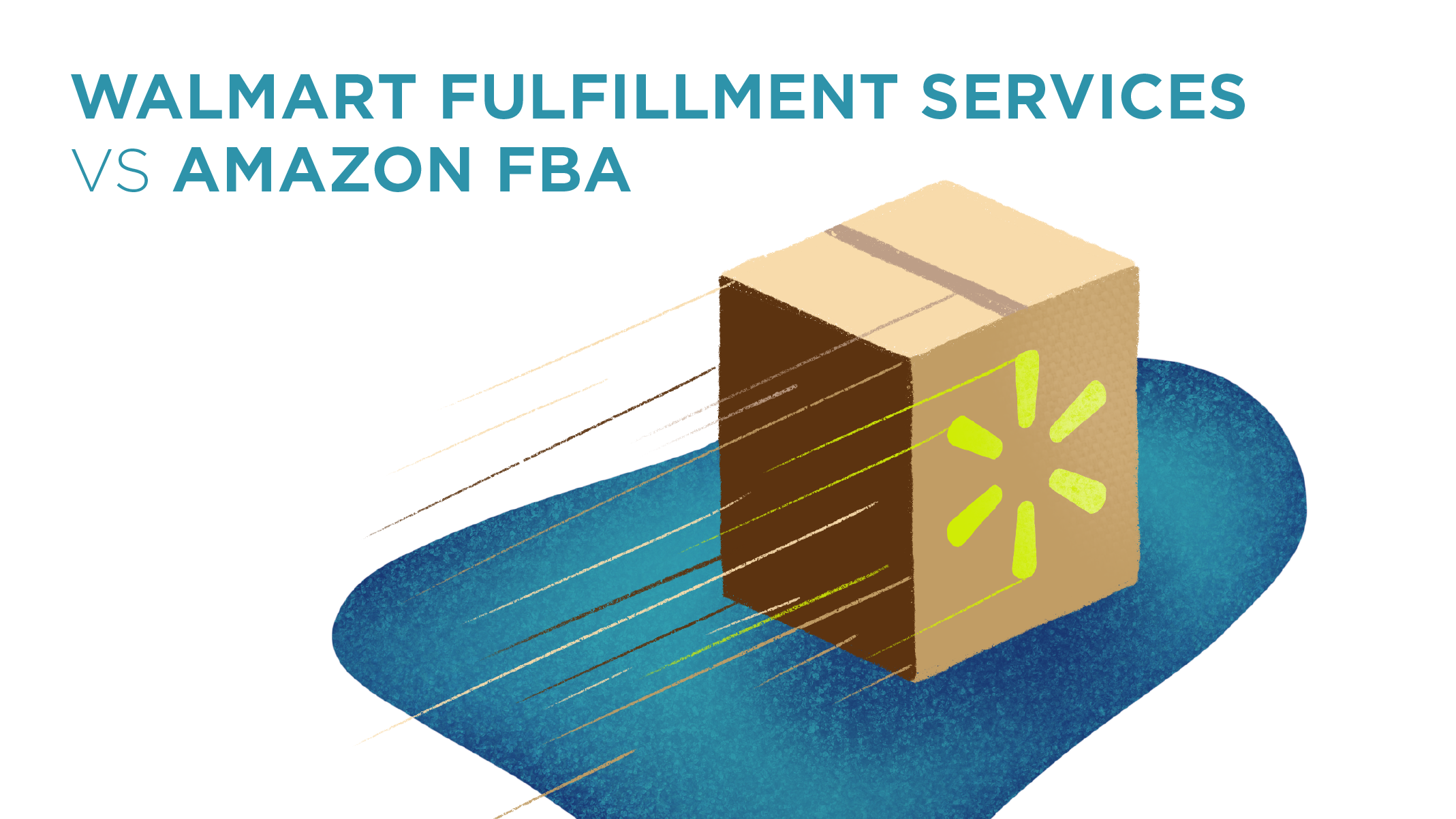 Walmart Fulfillment Services vs. Amazon FBA