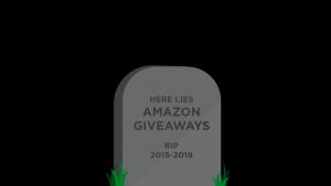 Amazon Giveaways Alternatives