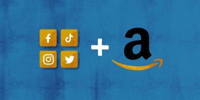 Amazon and social media marketing