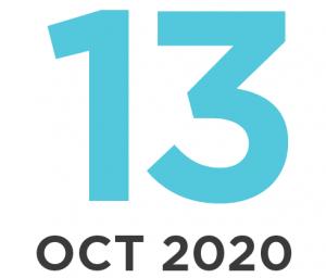 October 13, 2020