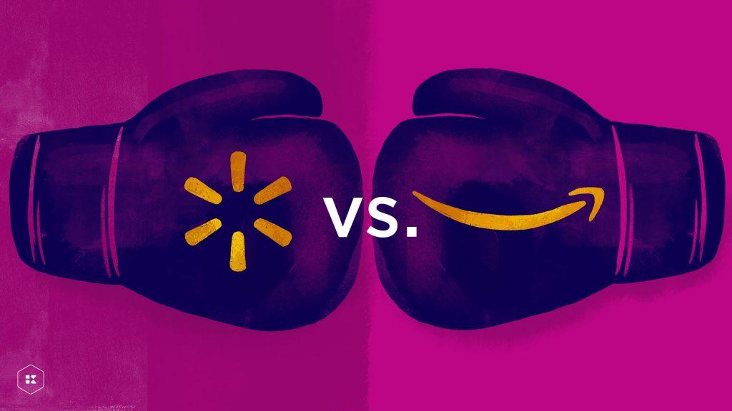 Walmart vs Amazon: How the two companies compare
