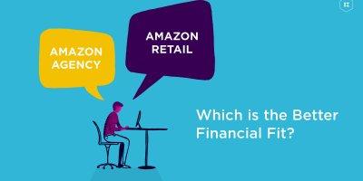 Amazon Agency vs Amazon Retail