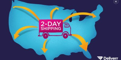 Why ecommerce marketplaces have fast shipping