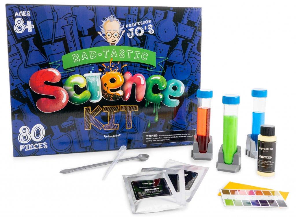 JumpOff Jo Science Kit