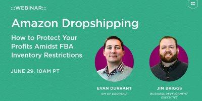 Amazon Dropshipping Webinar