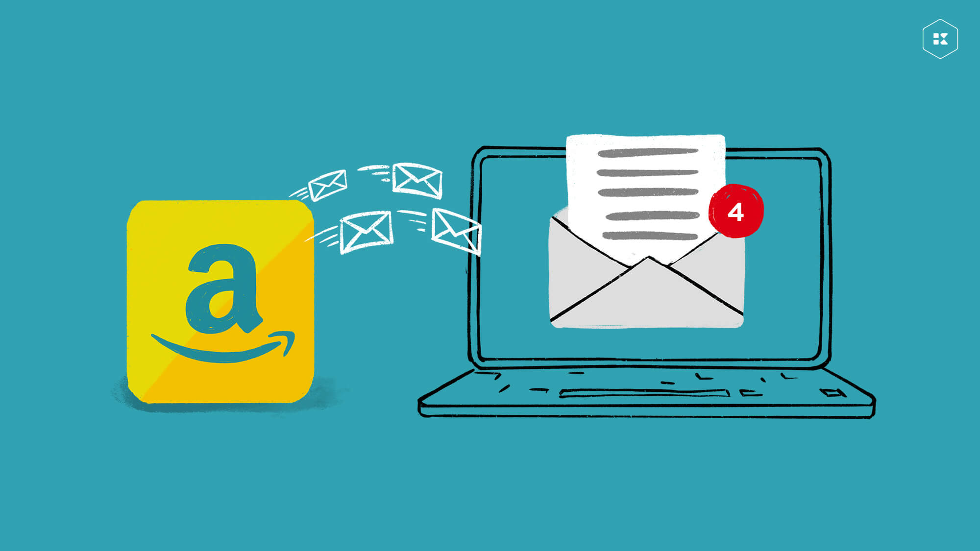 D2C email marketing via Amazon's Manage Your Customer Engagement Tool
