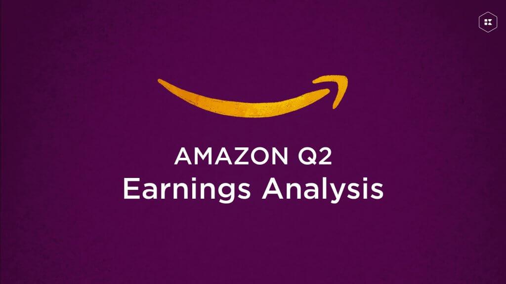 Amazon Q2 Earnings Analysis