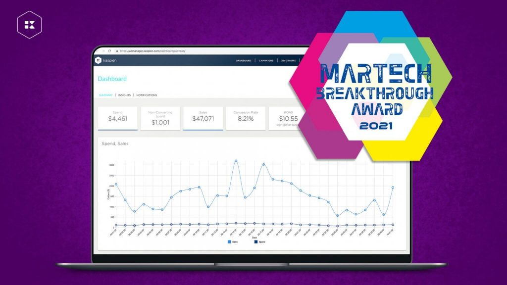 AdManager Wins MarTech Breakthrough Award