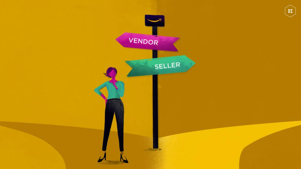 Switch from Vendor Central to Seller Central